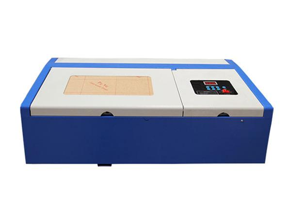 320 Laser engraving machine