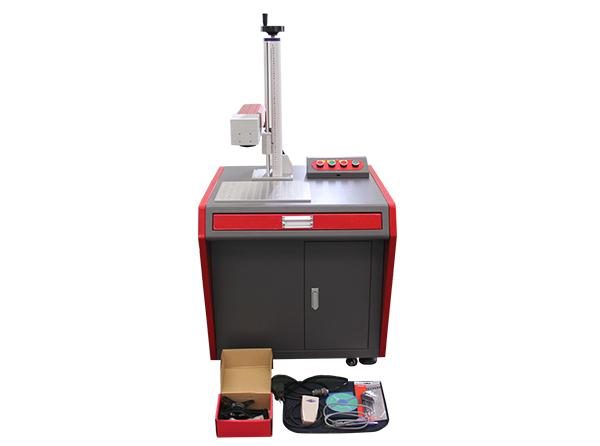 Cabinet  optical mopa Fiber Marking Machine