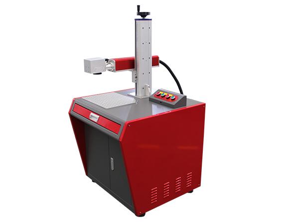 Cabinet  optical mopa Fiber Marking Machine
