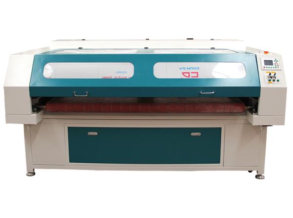 Q1610 full automatic feed Laser Cutting Machine