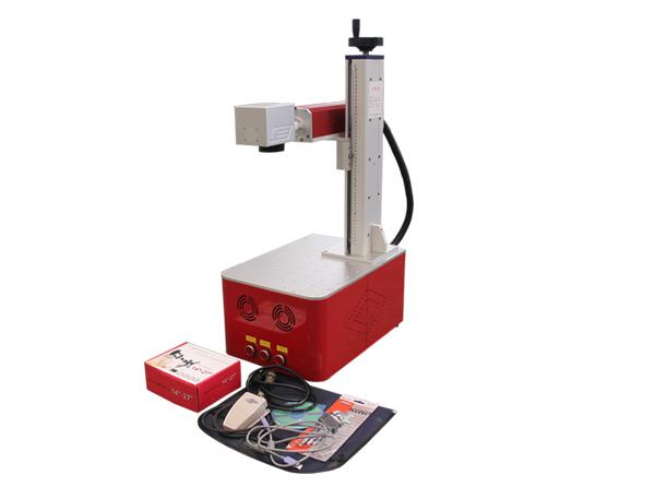 Convenient optical mopa Fiber Laser Marking Machine